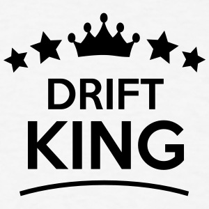 drift king stars t-shirt - Men's T-Shirt