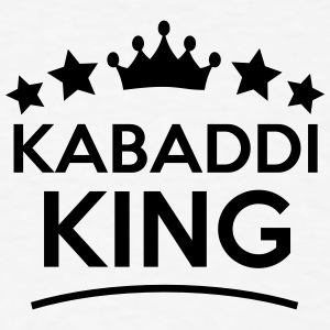 kabaddi king stars t-shirt - Men's T-Shirt