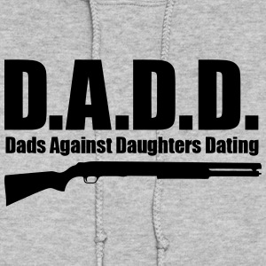 DADS AGAINST DAUGHTERS DESTINY Hoodies - Women's Hoodie