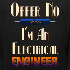 You Can't Resist An Electrical Engineer Mens Premi