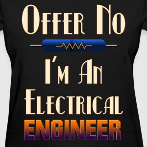 You Can't Resist An Electrical Engineer Womens T-S - Women's T-Shirt