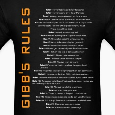 Gibbs's Rules T-Shirts