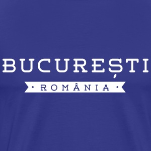 Bucharest Premium T-Shirt - Men's Premium T-Shirt