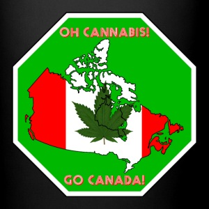 Oh Cannabis Go Canada - Full Color Mug
