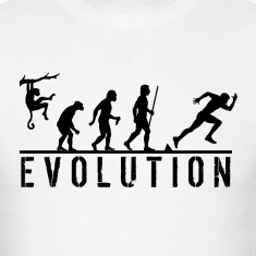 Evolution Sprinting T Shirt