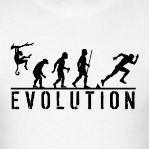 Evolution Sprinting T Shirt - Men's T-Shirt