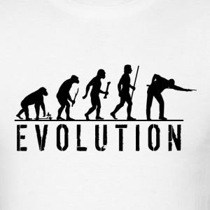 Evolution Billiards - Men's T-Shirt