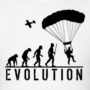 Evolution Skydiving - Men's T-Shirt