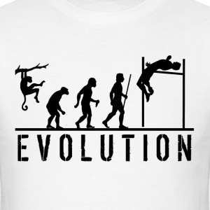 Evolution High Jump - Men's T-Shirt