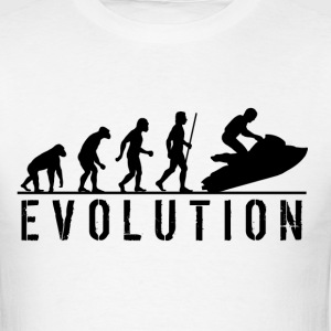 Evolution JetskI - Men's T-Shirt