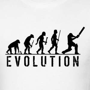 Cricket Evolution T Shirt - Men's T-Shirt