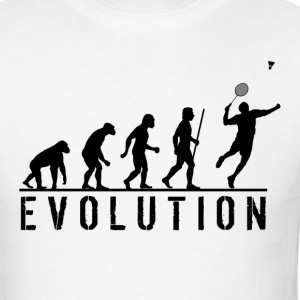 Evolution Badminton - Men's T-Shirt
