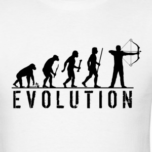 Evolution Archery T Shirt - Men's T-Shirt