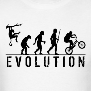 BMX Evolution T Shirt - Men's T-Shirt