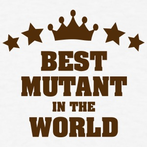 best mutant in the world stars crown t-shirt - Men's T-Shirt