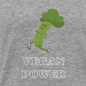 Vegan Power - Men's Premium T-Shirt
