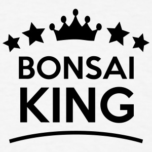 bonsai king stars t-shirt - Men's T-Shirt