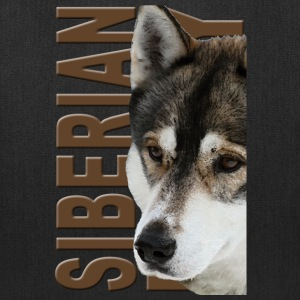 Siberian Husky Bags & backpacks - Tote Bag