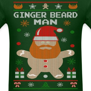 Ginger Beard Man T-Shirts - Men's T-Shirt
