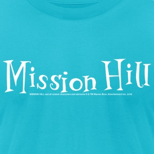 Mission Hill T-Shirts - Men's T-Shirt by American Apparel