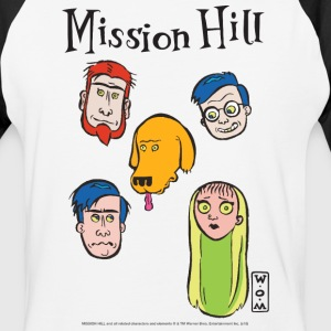 Mission Hill Faces T-Shirts - Baseball T-Shirt