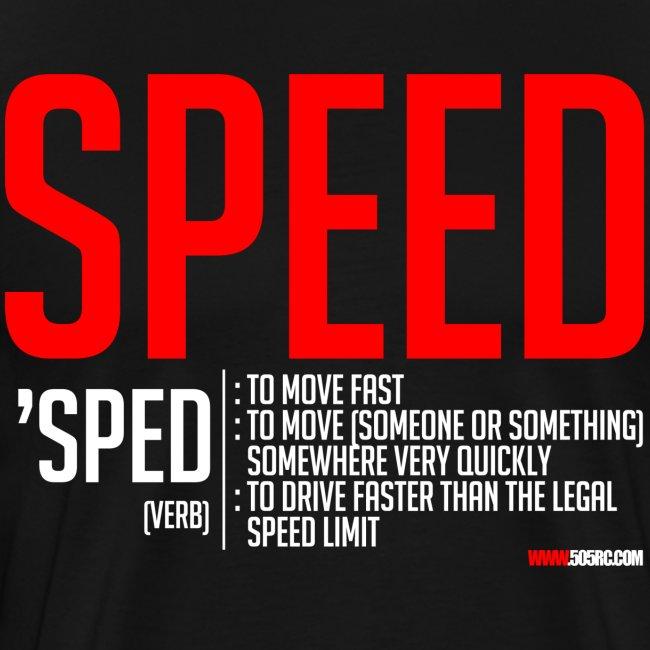 Speed Tee