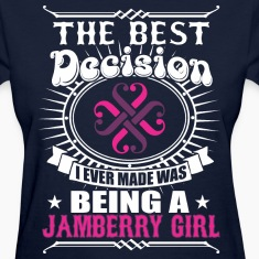 The Best Decision Being A Jamberry Girl