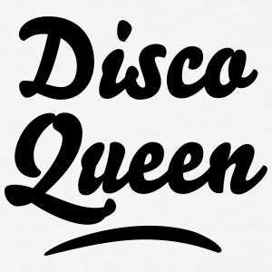disco queen t-shirt - Men's T-Shirt