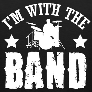 I'm with the band Tank Tops - Men's Premium Tank