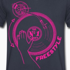 freestyle deejay T-Shirts