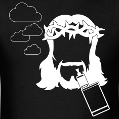 JESUS would VAPE T-Shirt