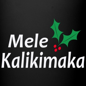 mele kalikimaka, merry christmas, ho-ho-ho Mugs & Drinkware - Full Color Mug
