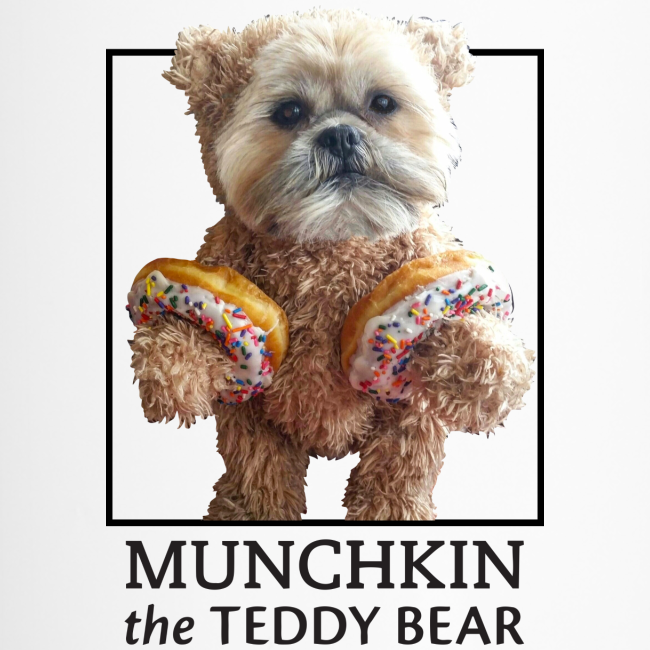 Munchkin The Teddy Bear | Travel Mug - Travel Mug