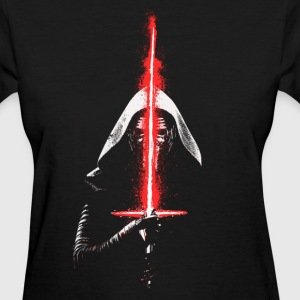 Star Wars Force Awakens Kylo Ren Sith Women's T-Shirts - Women's T-Shirt