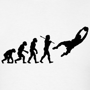 goalkeeper evolution t-shirt - Men's T-Shirt