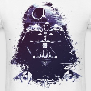 darth vader star wars serigraphy T-Shirts - Men's T-Shirt