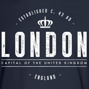 London Long Sleeve Shirts - Men's Long Sleeve T-Shirt