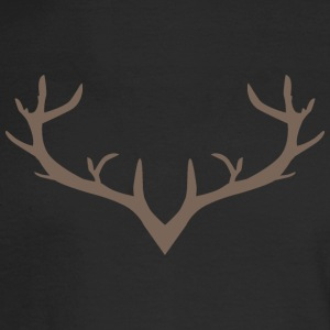 Stag Long Sleeve Shirts - Men's Long Sleeve T-Shirt