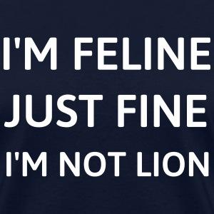 I'm feline just fine