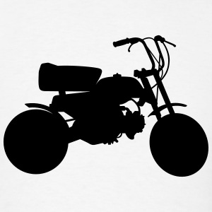 mini bike t-shirt - Men's T-Shirt