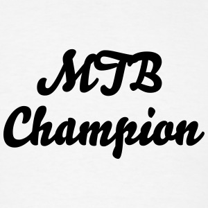 mtb champion t-shirt - Men's T-Shirt