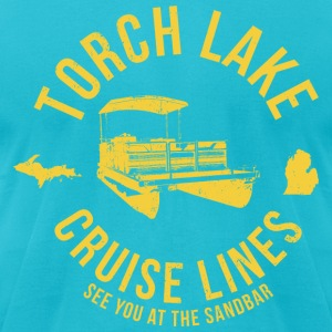 HarborWearER_TLCruise_Spe T-Shirts - Men's T-Shirt by American Apparel