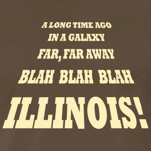 ILLINOIS T-Shirts - Men's Premium T-Shirt