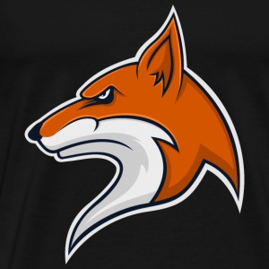 Fox head T-Shirts - Men's Premium T-Shirt