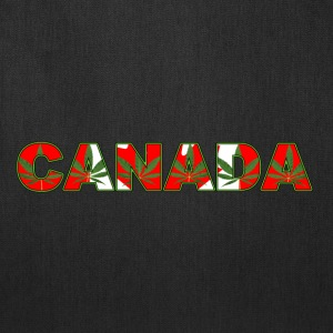 CANADA HEMP FLAG - Tote Bag