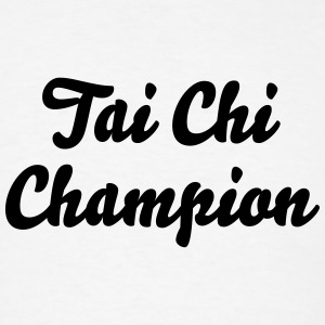 tai chi champion t-shirt - Men's T-Shirt