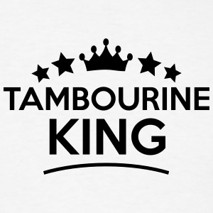 tambourine king stars t-shirt - Men's T-Shirt