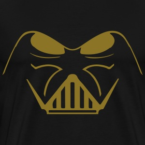 Darth Vader Gold Foil Limited Edition! - Men's Premium T-Shirt