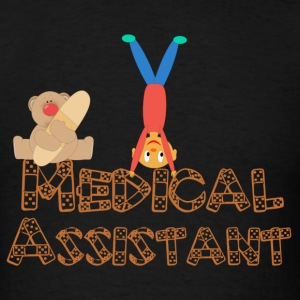 BandAid Medical Assistant - Men's T-Shirt
