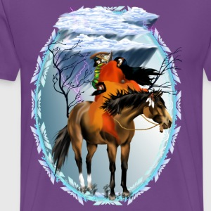 APPROACHING STORM - Men's Premium T-Shirt